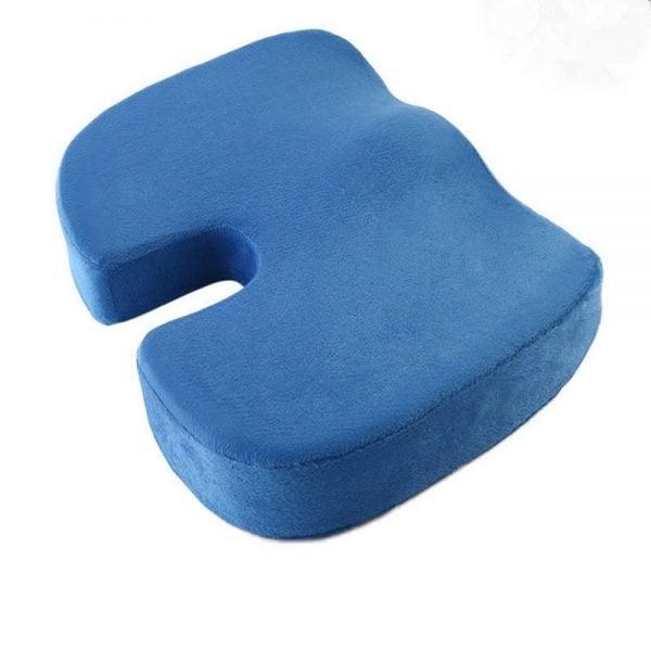 Chair seat cushion detail 1