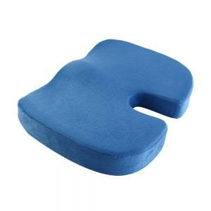 Chair seat cushion detail 4