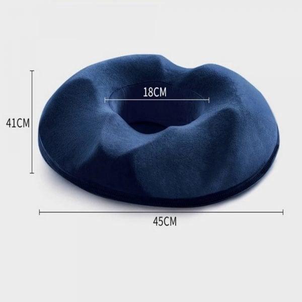 Memory Foam Donut Seat Cushion details 2
